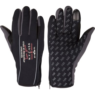 HV Polo Handschoenen Ashville Black M
