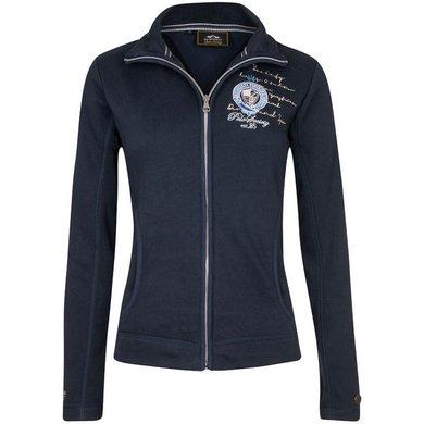 HV Polo Sweat Jacket Arela Navy M
