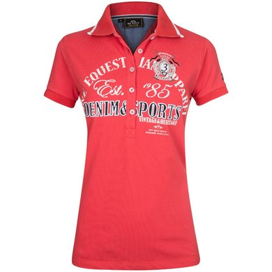 HV Polo Polo Shirt North Hibiscus M