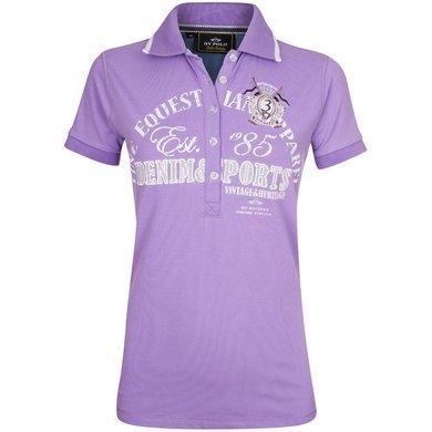 HV Polo Polo Shirt North Jacaranda M