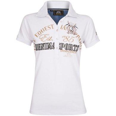 HV Polo Polo Shirt North White M