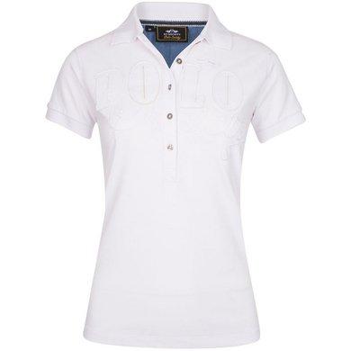 HV Polo Polo Shirt Niela White XXL