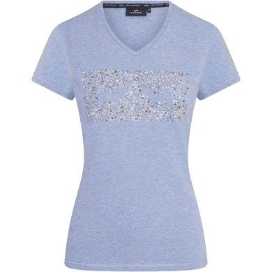 HV Polo T-shirt Deanne Denim clair XL