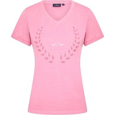HV Polo T-Shirt Odile Fuchsia L