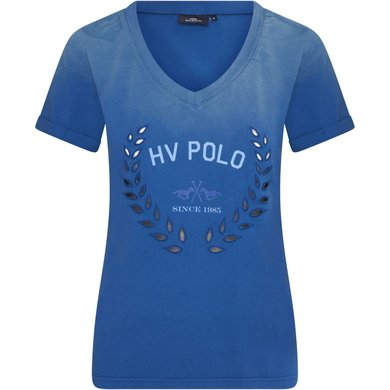 HV Polo T-shirt Odile Denim clair XS