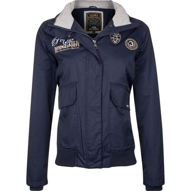 HV Polo Jacket Noa Navy L