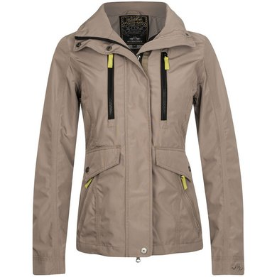 HV Polo Jacket Lilah Light Taupe S