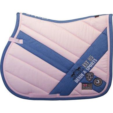 HV Polo Zadeldekje Bruges DR Pink F/S