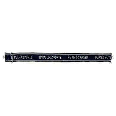 HV Polo Dekensingel elastisch Navy-Ivory