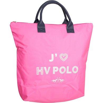 HV Polo Tas Jadore Opvouwbaar Neon Fuchsia One Size