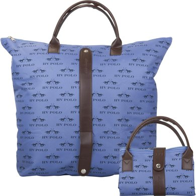 HV Polo Society Opvouwbare tas Carberry Rafblauw