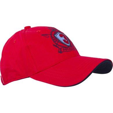 HV Polo Society Baseball Cap Armon Hibiscus