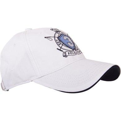 HV Polo Society Baseball Cap Armon White