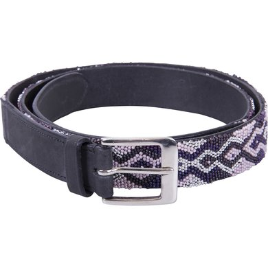 HV Polo Society Belt Beads Black 105