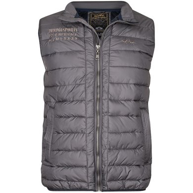HV Polo Society Bodywarmer Foxx Charcoal M