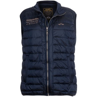 HV Polo Society Bodywarmer Foxx Navy XL