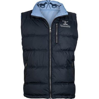 HV Polo Society Bodywarmer Thomson Navy-rafblue S