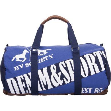 HV Polo Society Canvas Bag Jimmy Ink Blue