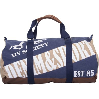 HV Polo Society Canvas Bag Jimmy Navy