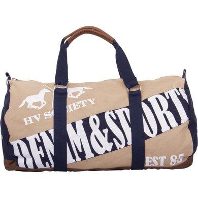 HV Polo Society Canvas Bag Jimmy Sand