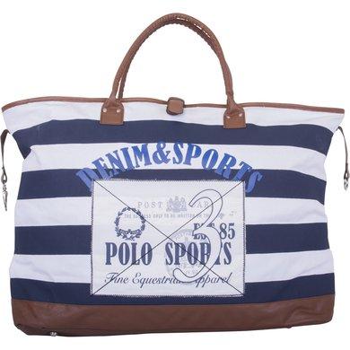 HV Polo Society Canvas Bag Kendall Navy