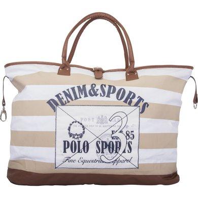 HV Polo Society Canvas Bag Kendall Sand