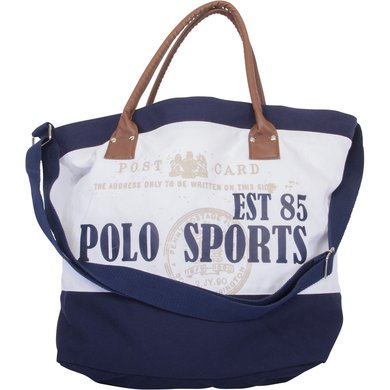 HV Polo Society Canvas Bag Kenny Navy