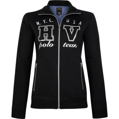 HV Polo Cardigan Birch Navy S