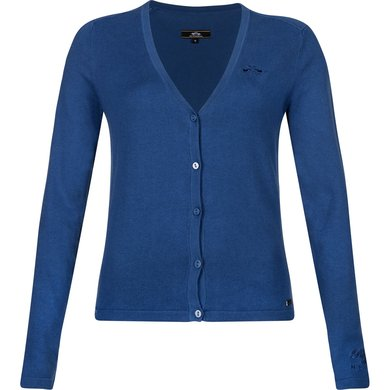 HV Polo Society Cardigan Lavina Ink Blue M