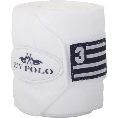 HV Polo Fleecebandage Hixon White