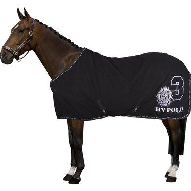 HV Polo Fleecedeken Favouritas Black 185