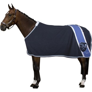 HV Polo Fleecedeken Lark Navy 215