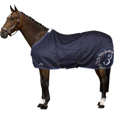 HV Polo Fleecedeken Rika Navy 175