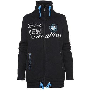 HV Polo Fleece Jack Tierno Crown Black XXL
