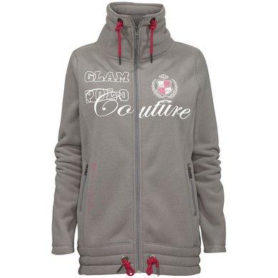 HV Polo Fleece Jack Tierno Crown Mid Grey XXXL