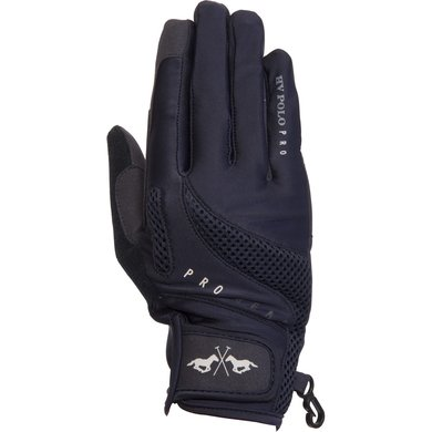 HV Polo Gloves Lilias Navy L