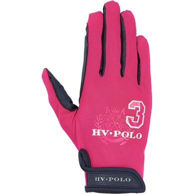 HV Polo Handschoenen Favouritas Neon Fuchsia XS