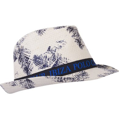HV Polo Hat Albarca Straw Nature 57