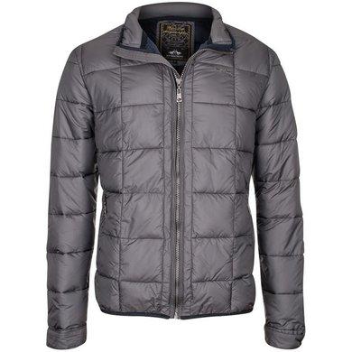 HV Polo Society Jacket Denzil Charcoal XS