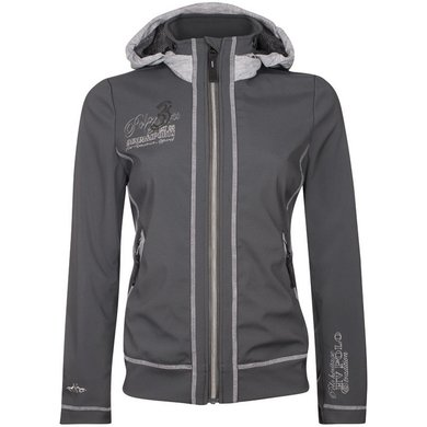 HV Polo Jacket Jenelle Charcoal XXL