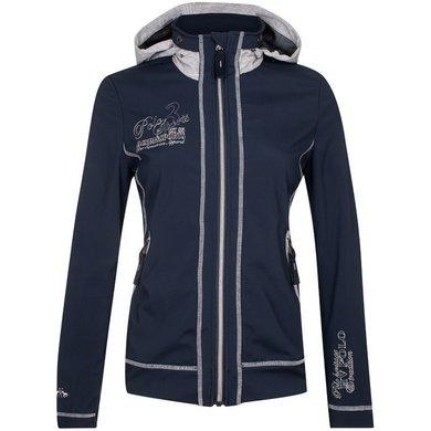 HV Polo Jacket Jenelle Navy M