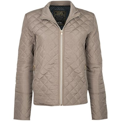 HV Polo Society Jacket Skye Light Taupe L