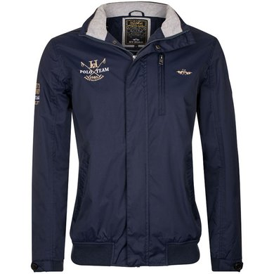 HV Polo Society Jacket Spence Navy XS