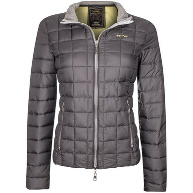 HV Polo Society Jacket Tatum Charcoal L