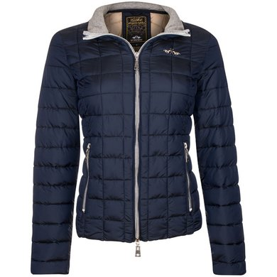 HV Polo Jacket Tatum Navy L