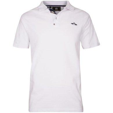 HV Polo Society Polo Bariso White M