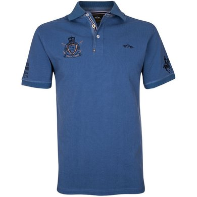 HV Polo Society Polo Reef Ink Blue M