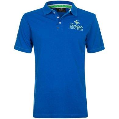 HV Polo Polo Shirt Antonio M Azure L