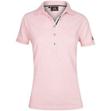 HV Polo Polo Shirt Barisa Blush melange S