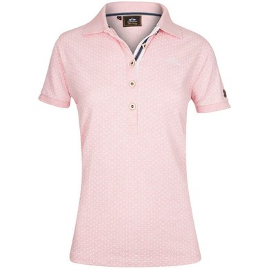 HV Polo Polo Shirt Barisa Blush melange XXL